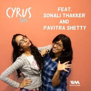 Ep. 185 feat. Comedians Sonali Thakker and Pavitra Shetty