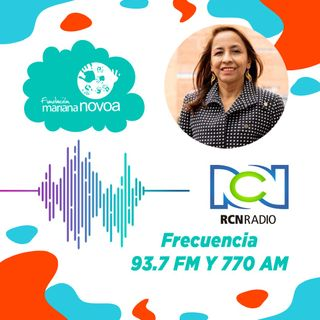 Entrevista RCN RADIO con la Doctora Olga Lucia Baquero