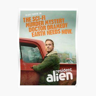 TV Party Tonight: Resident Alien (season 1)