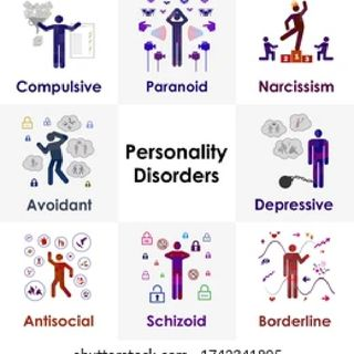 WHAT YOU DIDN'T KNOW ABOUT PERSONALITY DISORDERS.