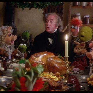 Bonus- The Muppet Christmas Carol commentary