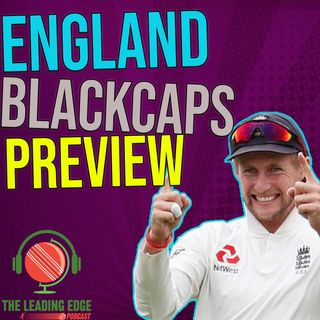 England V New Zealand 1st Test Match Preview (2021) | Cricket Podcast