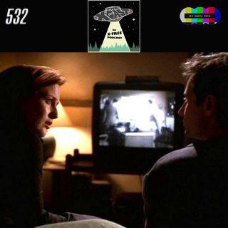532. Patron Roundtable #19: Newbie X-Files