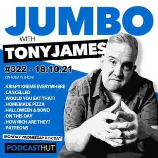 Jumbo Ep:322 - 18.10.21 - Weird Celebrity Eating Habits