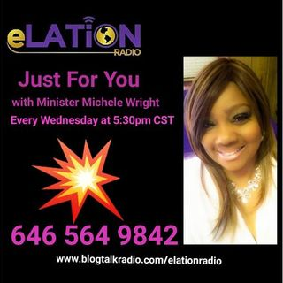 Just For You with Minister Michele Wright