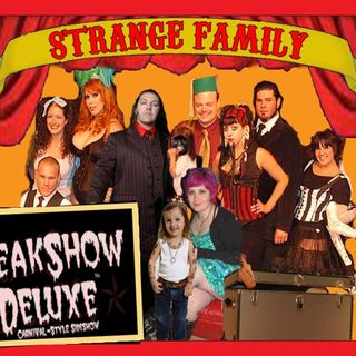 Countyfairgrounds presents FreakShow Deluxe