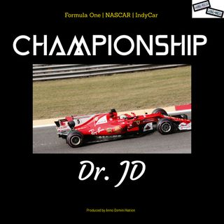 Championship by Dr. JD (BUBBA WALLACE TRIBUTE) produced by Anno Domini Nation #NASCAR #BlackLivesMatter