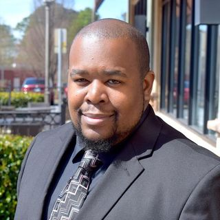 My Guest Today Is Derrick J. Wilson Who Is Running For Gwinnett County Commissioner For District 3