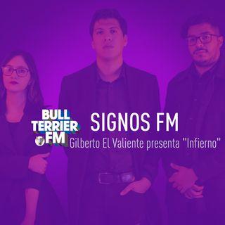 """Gilberto El Valiente presenta """"Infierno"""" - SignosFM"""