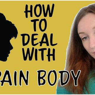 How to Deal With Pain Body - Simona Rich