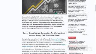 Investors fear Inflation, Seek Bitcoin - Elon's Marketing Might - #TiB (Mar 28, 2021)