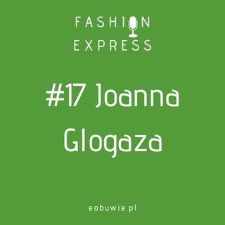 Stacja #017 - Agnieszka rozmawia z Joanną Glogazą o slow fashion