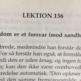 Lektion 136