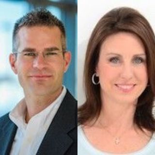Michael Blank, Real Estate Expert and Melanie Johnson, 10x #1 Bestselling Author