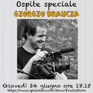 Ep. 17 - In mezzo ar traffico de Roma con Giorgio Brancia