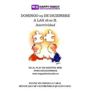 "Happy Family on line ""La asertividad"""