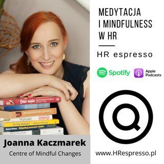 Medytacja i Mindfulness w HR