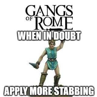 Skirmish Supremacy Episode 96 - Gangs of Rome