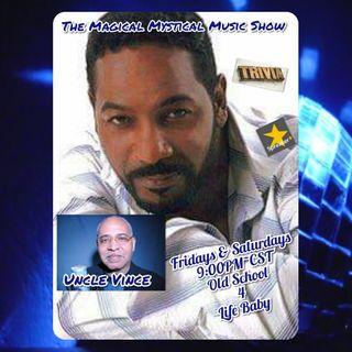 The Magical Mystical Music Show 4-16-2021