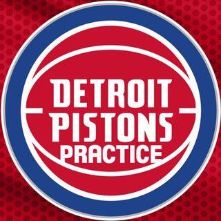 2020 Detroit Pistons Practice Review