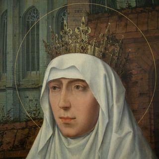 123 - Santa Elisabetta d'Ungheria, luminoso esempio di santità francescana