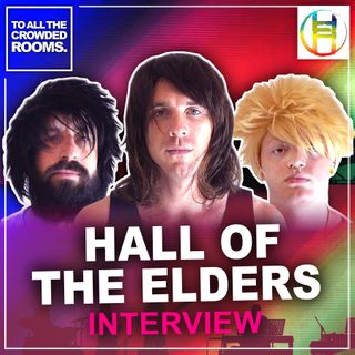 Interview with Hall Of The Elders
