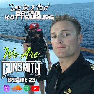"W.A.G. Episode 23: Bryan Kattenburg ""Life on a Boat"""