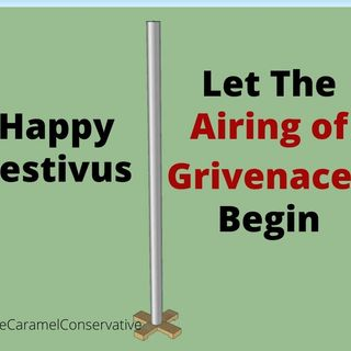 The Airing of Grievances