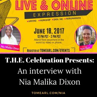 Expression Session: An Interview With Nia Malika Dixon