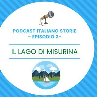 Episodio 3 - Il lago di Misurina