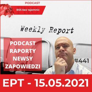 #441 Ekspresowe Podsumowanie Tygodnia - skrót podcastów, raportów, newsów i zapowiedzi 15 maja 2021
