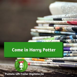 Trailer 429: Come in Harry Potter