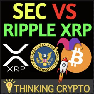 SEC Updates XRP Classification In Ripple Lawsuit & Motley Fool Buys Bitcoin - Gold Bull Loves BTC