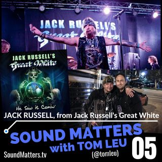 005: Jack Russell from Jack Russell's Great White #1