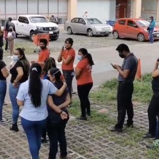 Un sismo de 4.8 se percibió este viernes alrededor de las 16:00 horas, en Tlacolula, Oaxaca
