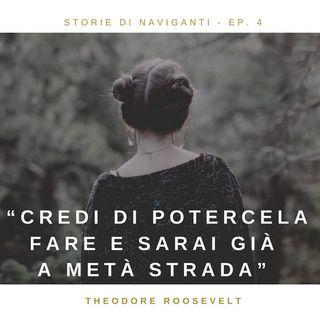 Storie di Naviganti - Ep. 4 - Renata - Parole ad Alto Impatto Umano
