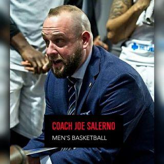 UNB Men's Basketball HC Joe Salerno