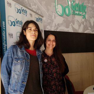 Isa Serra y Alba Leo de Podemos #EnTándem