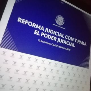 Reforma Judicial 2020 - P1
