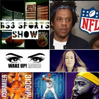 "BS3 Sports Show - ""Will Jay-Z make an impact in the #NFL?"""