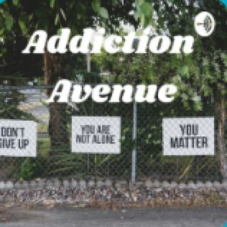 My very first episode Of Addiction Avenue with Spreaker Studio