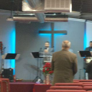 Spiritual Utterance - Pastor Jose Sanchez
