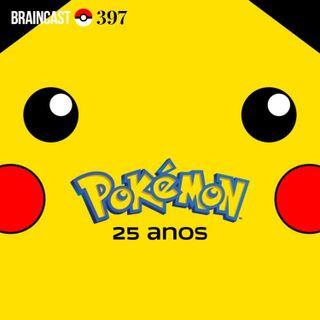 Os 25 anos de Pokémon
