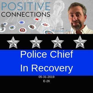 Police Chief In Recovery: Break the Stigma