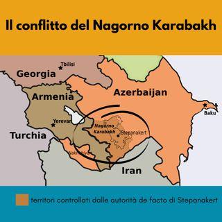 Il conflitto in Nagorno Karabakh