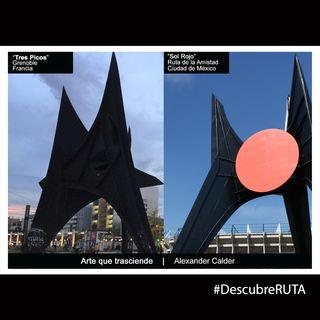 Crónica Cultural: Esculturas de Calder en Francia y México (Especial para RFI, 2018)