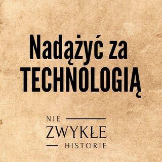 Nadążyć za technologią - Natalia Hatalska