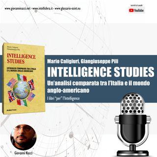 """Recensione del volume """"INTELLIGENCE STUDIES. Un'analisi comparata tra l'Italia e il mondo anglo-americano"""""""
