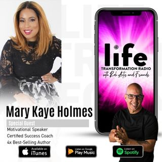 Find Your Freedom With Mary Kaye Holmes