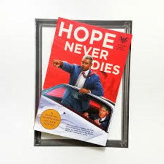 Andrew Shaffer Releases Hope Never Dies